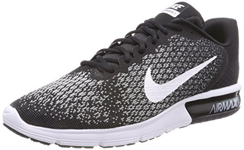 online retailer a2ed3 7cea7 zapato de running nike air max sequent 2 para mujer , 10, gr