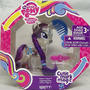 My Little Pony Rarity Water Cuties Transparentes Orig. 8cm