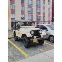 Jeep Willys Cj4 1964 Original Vendo-permuto