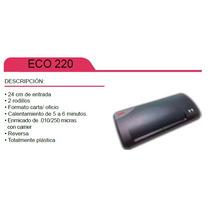 Enmicadora Zebra Eco-220 Oficina Y/o Domestico