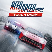 Need For Speed Rivals Jogo Pc - Envio 10min
