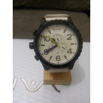 Relógio Original Nixon 5130 Chrono Simplify