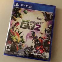 Plantas Contra Zombies Gw2 Playstation 4 Disco Fisico Nuevo