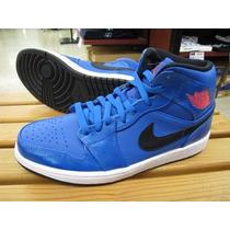 Zapato Nike Jordan Retro 1 Talla 11.5 +camiseta Regalo