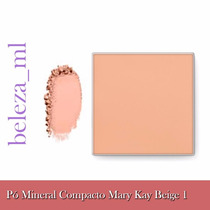 Pó Mineral Compacto Mary Kay Beige 1
