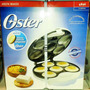 Tostiarepa 4896 Oster Original Arepa Maker 6 Unidades Nuevo