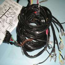 Chicote Eletrico Fusca Completo + Esquema De Instalação + Nf
