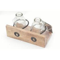 Jarrón Set - Apples To Pears Classic Rústicos Ornamentales