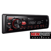 Pioneer Mvh-85ub Estereo Usb Mp3 Aux Radio Local A La Calle