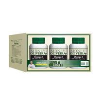 Omega 3 Oleo De Peixe 1000 Mg - Sidney Oliveira 30 Capsulas