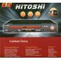 Dvd Reproductor Hitoshi Pendrive Audio 5.1 Mp3/sd + Control