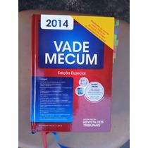 Livro Vade Mecum 2014 Edição Especial Sebo Refugio !!