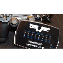Jogue Controle Ps3 Xbox One 360 No Ps4 Rapid Fire Original