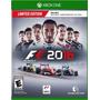 F1 Formula 1 2016 Nuevo Xbox One Dakmor Canje/venta