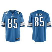 Camiseta Nfl Detroit Lion #85 Ebron