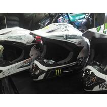 Casco Cross Enduro Motocross Junior Para Niños