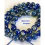Perlas De Piedra Semipreciosa Lapislázuli 8mm
