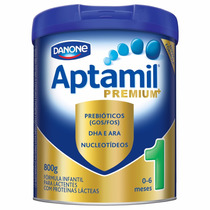 Aptamil 1 - 800g - Kit C/5 Latas
