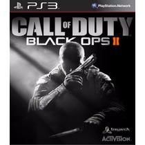 Cod Call Of Duty Black Ops Ii 2 Ps3 Solo En Rasec
