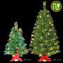 Árbol De Navidad Escritorio, Pino 60cm
