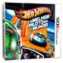Jogo Hot Wheels Para Nintendo 3ds (n3ds)