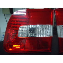 Lanterna Traseira - Valeo/cibie - Polo Sedan 2003 Esquerdo