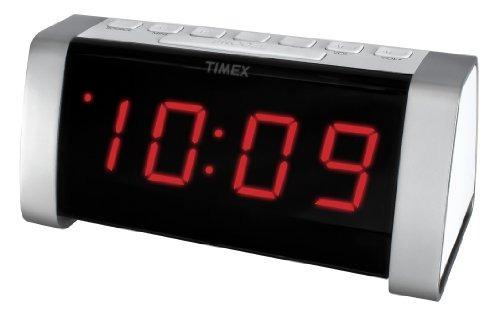 0486871441b2 Radio Reloj Despertador Timex T235wy Am   Fm - Blanco -   41.800 en ...