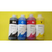 Litro De Tinta Marca Inktec Compatible Con Hp Pigmentada