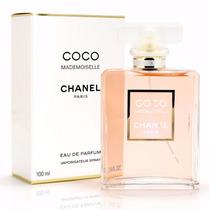 Perfume Feminino Chanel Coco Mademoiselle Edp 100ml Original