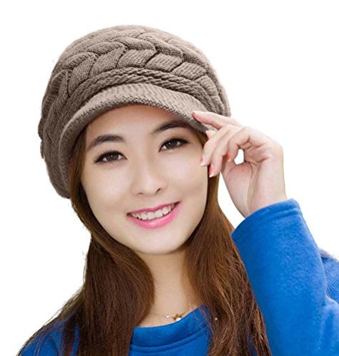 Sombreros De Invierno Hindawi Para Mujeres Ninas Calido Lana -   855.59 en  Mercado Libre 3e67cb48ef4