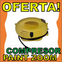 Compresor Paint Zoom 650w 32.000rpm 110v