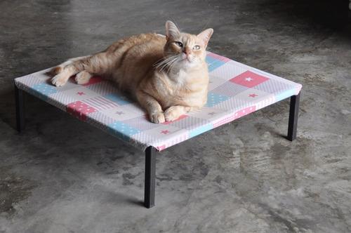 Cama ergon mica para perros y gatos tama o grande for Tamanos de camas en mexico