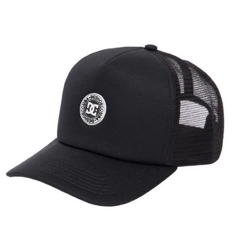 Boné Dc Shoes Revelation Trucker Preto 78.80.2957 - R  119 e32c236d0a0