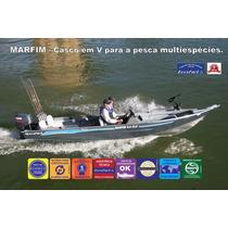 Barco Levefort Marfim 6.0 Clx Zero - Fox Náutica - Paulínia