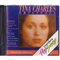 Cd Tina Charles - Originals (usado/otimo)