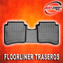 Tapetes Traseros Uso Rudo Ford Fiesta 2011 - 2014