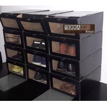 Caja Organizadora Zapatos (hasta Talle 46)-pack 12 Unidades