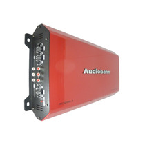 Amplificador Audiobahn 4 Canales Ac1200.4 2400 Watts Max