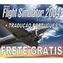 Flight Simulator 2004 + Tradução P/ Português - Frete Grátis