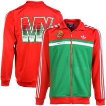 Chamarra Adidas Originals México Mx Calle 13 Sold Out Xl