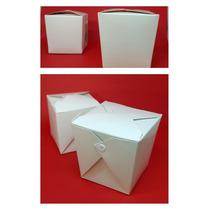 Caixa Box Comida Chinesa Oriental 500 Unidades Frete Grátis
