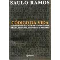 Livro Código Da Vida Saulo Ramos