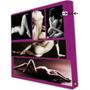 Cuadro Grande 120x150cm 1 Pieza Erotismo Mujer