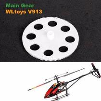 Engranaje Principal Para Helicopteros Rc Wl Toys V913