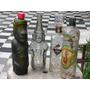 Antiguas Botellas Vacias Whisky Anis Robert Browns