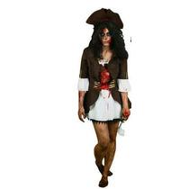 Halloween Costume Pirate - Mcc Beating Heart Mujer M
