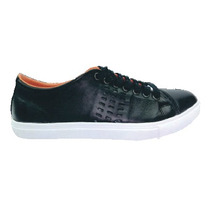 Zapa Casual Cuero Ferrara Black Narrow (8651)