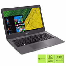 Cloudbook Acer - 1tb Onedrive + 60min Skype - Frete Grátis
