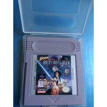 Super Star Wars Return Of The Jedi Game Boy Nintendo