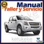 Manual De Taller Despiece Chevrolet Luv Dmax 2006-2009